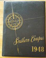Vtg 1948 UCLA Yearbook Los Angeles California Bruins Annual College Alumni