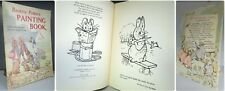BEATRIX POTTER'S Painting Book 1 (outline pictures from the Peter Rabbit books)