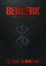 Berserk Deluxe Volume 1 Hardcover by Kentaro Miura,Jason DeAnge