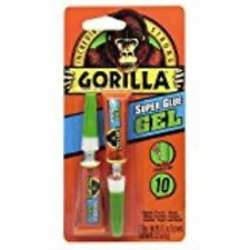 Gorilla 7820001 Super Glue Gel, 6g