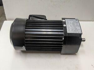 Tien Heng UJ250V16-150-17-A Gearmotor 1/5 HP 120V 1 Phase Ratio 1:17 New