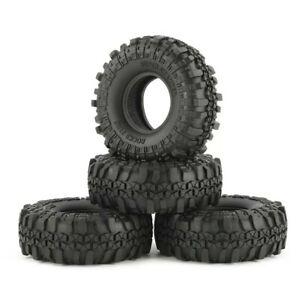 """Rc car crawler tyres super swamper 1.9"""" 110mm trx4 scx10"""