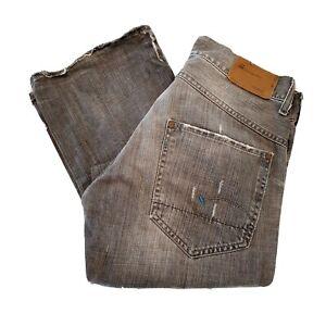 G-Star Jeans Medium Aged Grey W31 L34 EUC  Mens Ruger Straight