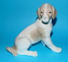 Nao by Lladro Figurine ' Sitting Dog '  ornament  (6404)