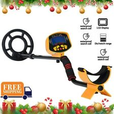 Md-3010Ii Metal Detector Gold Digger Hunter Deep Sensitive Search Lcd Waterproof