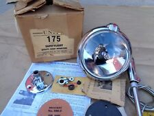 NOS UNITY S6 SAFETYLIGHT SPOTLIGHT Original UTILITY ROOF MOUNTING 175 ford chevy