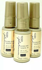 Kenra Luxe One Leave In All In One Miracle Spray Travel Sz 1 oz Lot of 3 New!