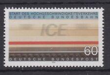 WEST GERMANY MNH STAMP DEUTSCHE BUNDESPOST 1991 ICE RAILWAY SERVICE SG 2373