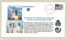 SpaceX - Kennedy Space Center Launch of Manned Crew Dragon on 5/30/2020