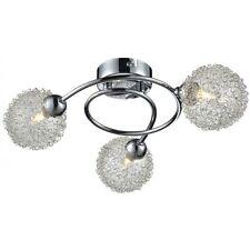Esto Deckenlampen & Kronleuchter aus Glas in aktuellem Design mit 1-3 Lichtern