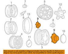GM OEM-Wheel Center Cap Hub Cover 15661028
