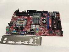 Schede madri DDR2 SDRAM MSI con fattore di forma microatx per prodotti informatici