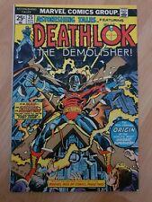 Astonishing Tales #25 1st App Deathlok the Demolisher FN-