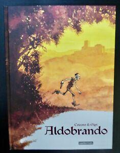 BD  Aldobrando Critone & Gipi Edition originale