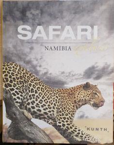 Safari exklusiv Namibia (2017, Kunststoffeinband)