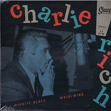 CHARLIE RICH - MIDNITE BLUES / WHIRLWIND (undubbed cut) SUN ROCKABILLY DANCERS