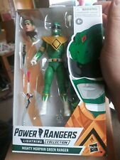 Power Rangers Lightening Collection Mighty Morphin Green Ranger