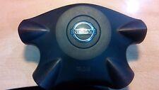 NISSAN ALMERA N16 STEERING WHEEL DRIVER AIRBAG AIR BAG UNIT GENUINE NISSAN