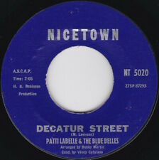 Northern Soul / R&B--PATTI LABELLE & THE BLUEBELLES--Decatur Street---