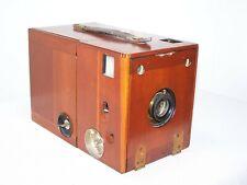 Kodak 1899 No. 4 Bullseye Special - Mahogany Model - Very Rare!