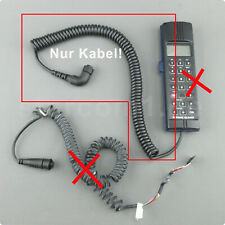 SHIPMATE®, SIMRAD® RS8300/8400 kompatibles Spiralkabel 90° Stecker (Text lesen!)