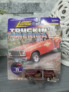 "Vtg. Johnny Lightning ""Truckin' America"" '78 Dodge Lil' Red Express #25 NEW"