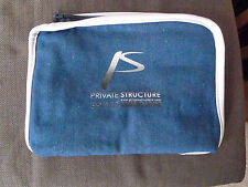 Private Structure Toiletry Bag