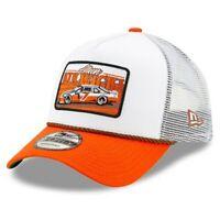Alan Kulwicki New Era 9FORTY A-Frame Trucker Mesh Adjustable Snapback Hat -
