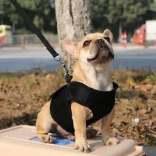 Panno Pet Cucciolo di cane molle maglia Camminare Colletti Strap fascio