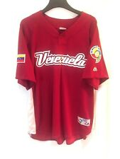 World Baseball Classic jersey-Throwback 2006 Venezuela-NWT-2X-Retro Collectable