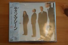 David Bowie Tin Machine CD Album Case and Booklet EMI America Japan MINT