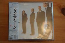 Rare David Bowie Tin Machine CD Album Case and Booklet EMI America Japan MINT