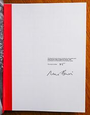 SIGNED & NUMBERED - RENE BURRI - PHOTOGRAPHS - 2004 PHAIDON 1ST EDITION - FINE