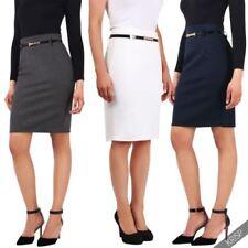Faldas de mujer corto en color principal azul