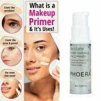 PHOERA Face Primer Oil-Control Anti-aging Pores Blemish Covering Makeup Base
