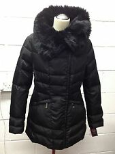 VINCE CAMUTO BNWT Women's black  duck down jacket size M