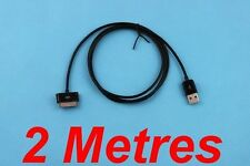 ★ 2 METRES ★★ CABLE Data USB Pour SAMSUNG GALAXY TAB GT P1000 / TAB 2 10.1
