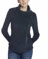 Bench Womens Riskrunner B Zip Up Fleece Navy Size Small LN191 DD 01