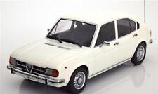 Alfa Romeo Alfasud 4P 1.3 1972 White KK Scale 1:18 KK180022