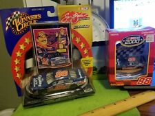 Nascar Dale Jarrett Lot New Sam Bass Collection Car Trevco Collectible Ornament