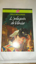 Odile Weulersse - L'arlequin de Venise