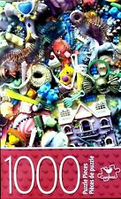 1000 Piece Jigsaw Puzzle Cardinal Sealed 14 in x 22 in, Colorful Tiny Toys