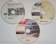 BMW TIS 02/2009,ETK 01/2018,WDS V 12.0 E60 E38 E81 E90 E63 E65 E66 R50 ect. Mini