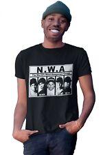 NWA Hip Hop Tshirts - NWA Shirt - NWA Straight Outta Compton Tshirt
