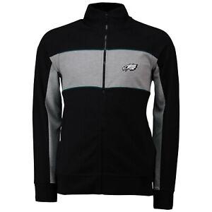 NFL Jacket Philadelphia Eagles Cut And Sew Track Jacket Tracksuit Top Football
