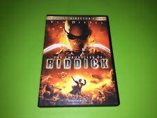 The Chronicles Of Riddick Dvd Like New