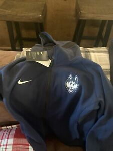 Nike UCONN Womens Basketball Warm-Up Suit Size M NWT