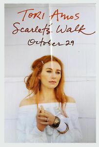 Tori Amos Poster 2002 Scarlet's Walk Album Promotion