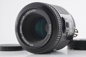 VERY RARE <MINT+> Nikon Ai AF Nikkor 80mm f/2.8 S Ai-s Lens For F3AF Japan 2863