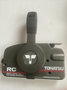 Tohatsu Remote Control Box, Never Used With Box Missing Key Switch & Kill Switch